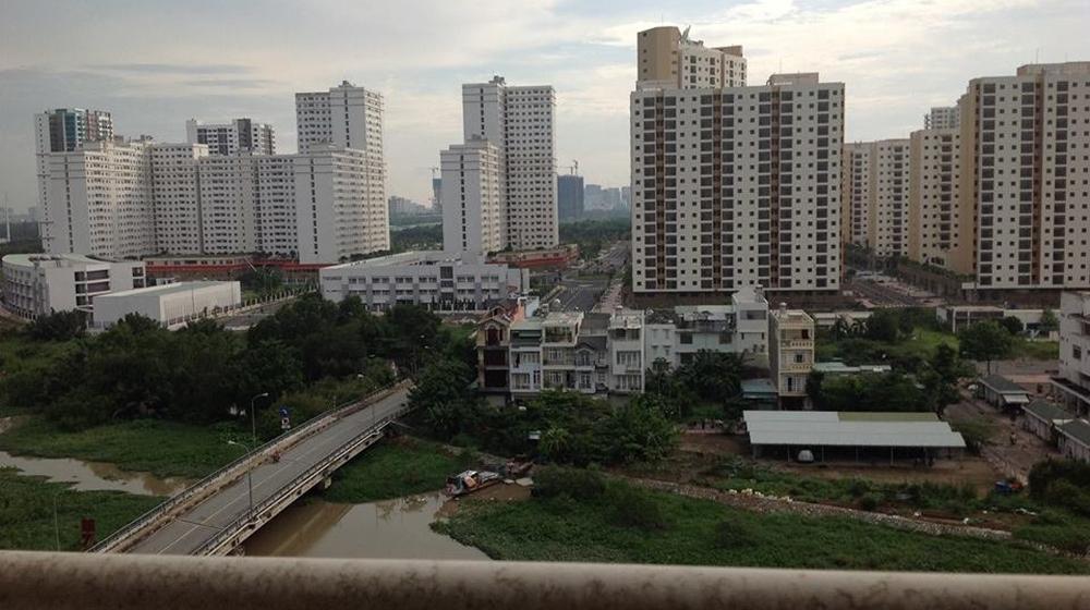 Xót xa tình cảnh của Khu tái định cư Bình Khánh