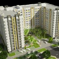 Chính chủ bán căn hộ góc, 2 mặt tiền, lầu 8, 49m2, LH: 0986275488