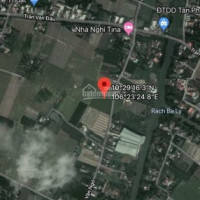 Bán 5000m2 đất Mặt Tiền đường Phạm Văn Ngô, Tỉnh Long An