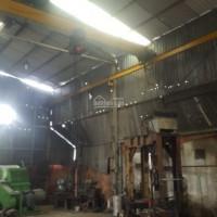 Xưởng Cho Thuê Mặt Tiền Lê Hồng Phong, Phú Lợi Thủ Dầu Một 300m2 Giá 35 Triệu