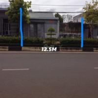 Bán nhà mặt đường sân bay thành phố Plei Ku 12.5m mặt đường