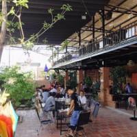 Bán quán cà phê sân vườn gần Sông Dinh, 2136m2, Phan Rang - Tháp Chàm