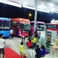 Bán trạm dừng chân QL1A Tỉnh Ninh Thuận. DT 5000m2 thu nhập 120 triệu/tháng giá 7,8 tỷ