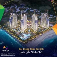 Chỉ 400tr sở hữu căn hộ view biển 5* quốc tế, NH MB hỗ trợ 70%, 0 lãi suất đến khi giao nhà