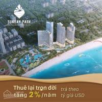 Chỉ từ 400tr sở hữu ngay căn hộ 100% view biển, cam kết lợi nhuận 8%/năm sau thuế theo tỉ giá USD