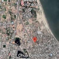 Chính chủ bán đất mặt tiền đường biển Yên Ninh, nở hậu giá rẻ - LH 0913197880