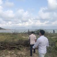 Chính chủ cần bán lô đất mặt Biển ĐT702 Vĩnh Hải Ninh Hải Ninh Thuận. Giá 4.2 tr/m2 LH 0904502399