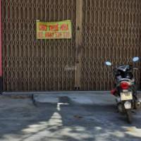 Cho thuê nhà mặt phố đường Trường Chinh. Liên hệ cô Kim Anh 0912722230