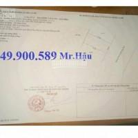 Đất chính chủ 239tr/130m, sổ hồng riêng mặt tiền 40m