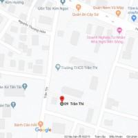 Đất Vuông Vức 12,5x32m HXH khu đường Hải Thượng Lãn Ông, trung tâm P. Tấn Tài, TP. Phan Rang
