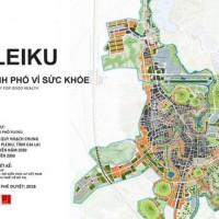 Gia Lai New City đất nền giá rẻ. LH 0837432240