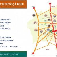 Gia Lai New City - Khu đô thị cao cấp giữa trung tâm TP Plei Ku, Gia Lai