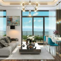 Không mua tiếc cả đời, chỉ 399tr sở hữu ngay căn hộ 5 sao Sailing Ninh Chữ view biển