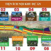 Khu đô thị 30 Hecta Gia Lai New City - mặt tiền đường TL665 (40m) - Kế bên TP. Plei Ku 25 phút