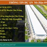 Mục tiêu khu đô thị 30hecta Gia Lai New City - đằng cấp - sinh lời cao