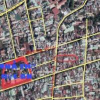 Nhà mặt tiền đường Thống Nhất, Plei Ku Gia Lai. Diện tích 1400m2, mặt tiền 16m, nở hậu 28m, dài 96m